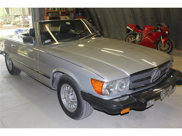Picture of '84 380SL - QQ1U