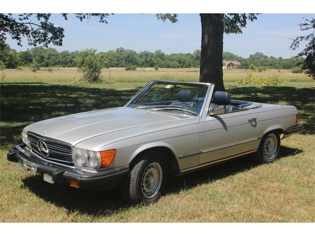 Picture of '84 380SL - QQ1U