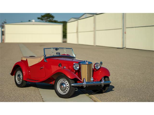 Picture of '53 MK II TD - QQ29