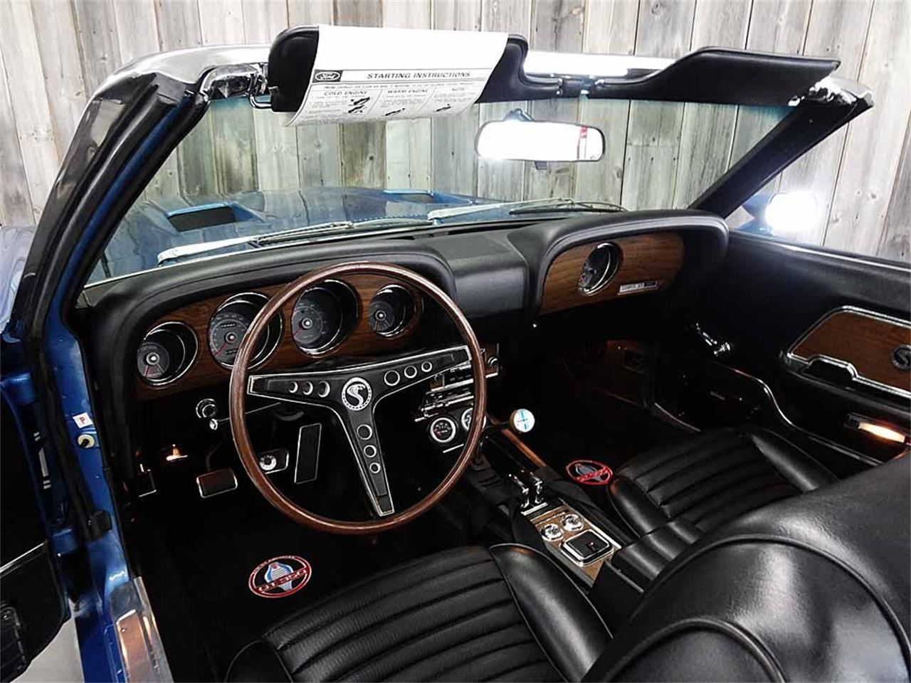 Large Picture of '69 Mustang Shelby GT350 - QQ2S