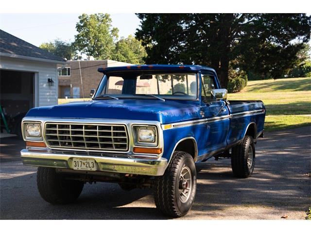 1974 To 1976 Ford F250 For Sale On Classiccars Com On