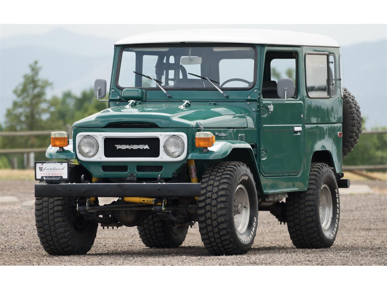 For Sale: 1980 Toyota Land Cruiser FJ40 in Englewood, Colorado