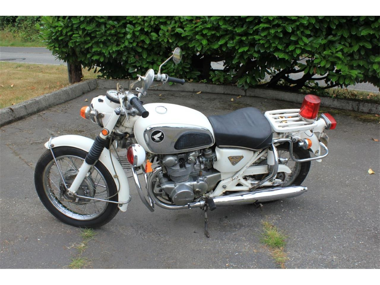 Large Picture of '70 Motorcycle - QQ3N