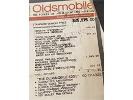 Picture of '94 Cutlass Supreme - QQ4G