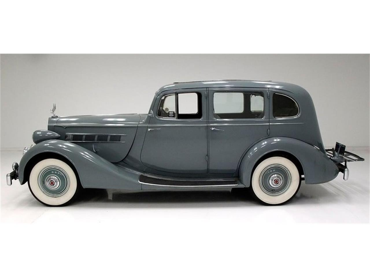 Large Picture of Classic 1935 120 located in Morgantown Pennsylvania Offered by Classic Auto Mall - QQ4R