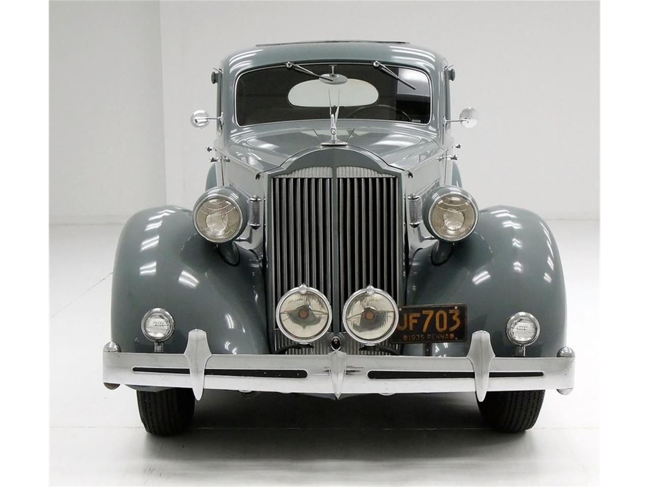 Large Picture of Classic 1935 Packard 120 - QQ4R