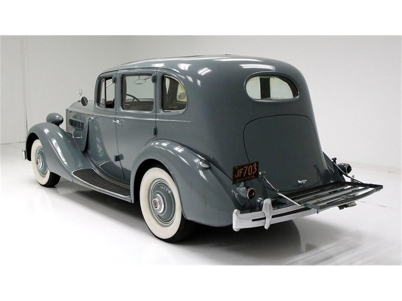 Large Picture of 1935 Packard 120 located in Pennsylvania - $44,900.00 Offered by Classic Auto Mall - QQ4R