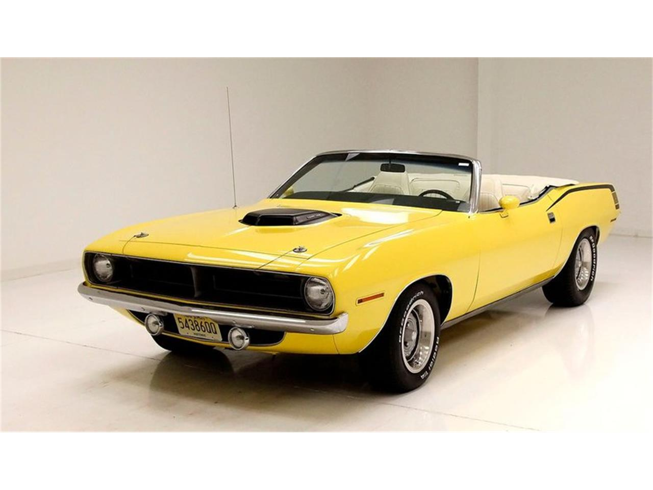 Large Picture of '70 Cuda - QQ4W