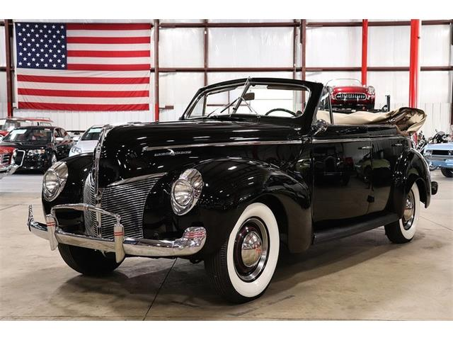 Picture of '40 Mercury Eight located in Kentwood Michigan - $31,900.00 - QQ50