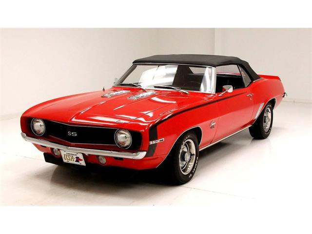 Picture of '69 Camaro - QQ52