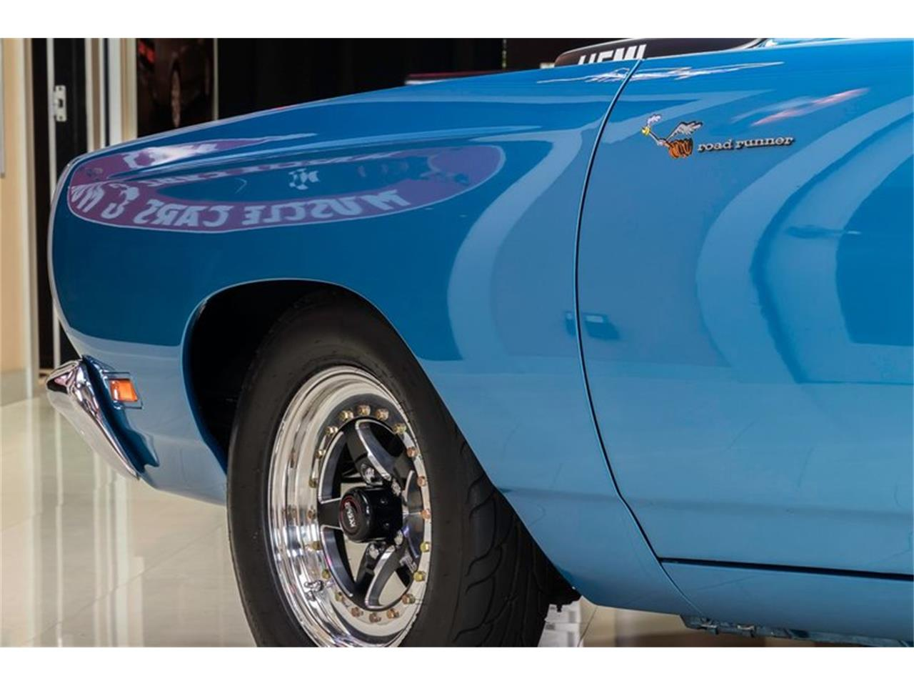 Large Picture of '69 Road Runner Offered by Vanguard Motor Sales - QQ5A