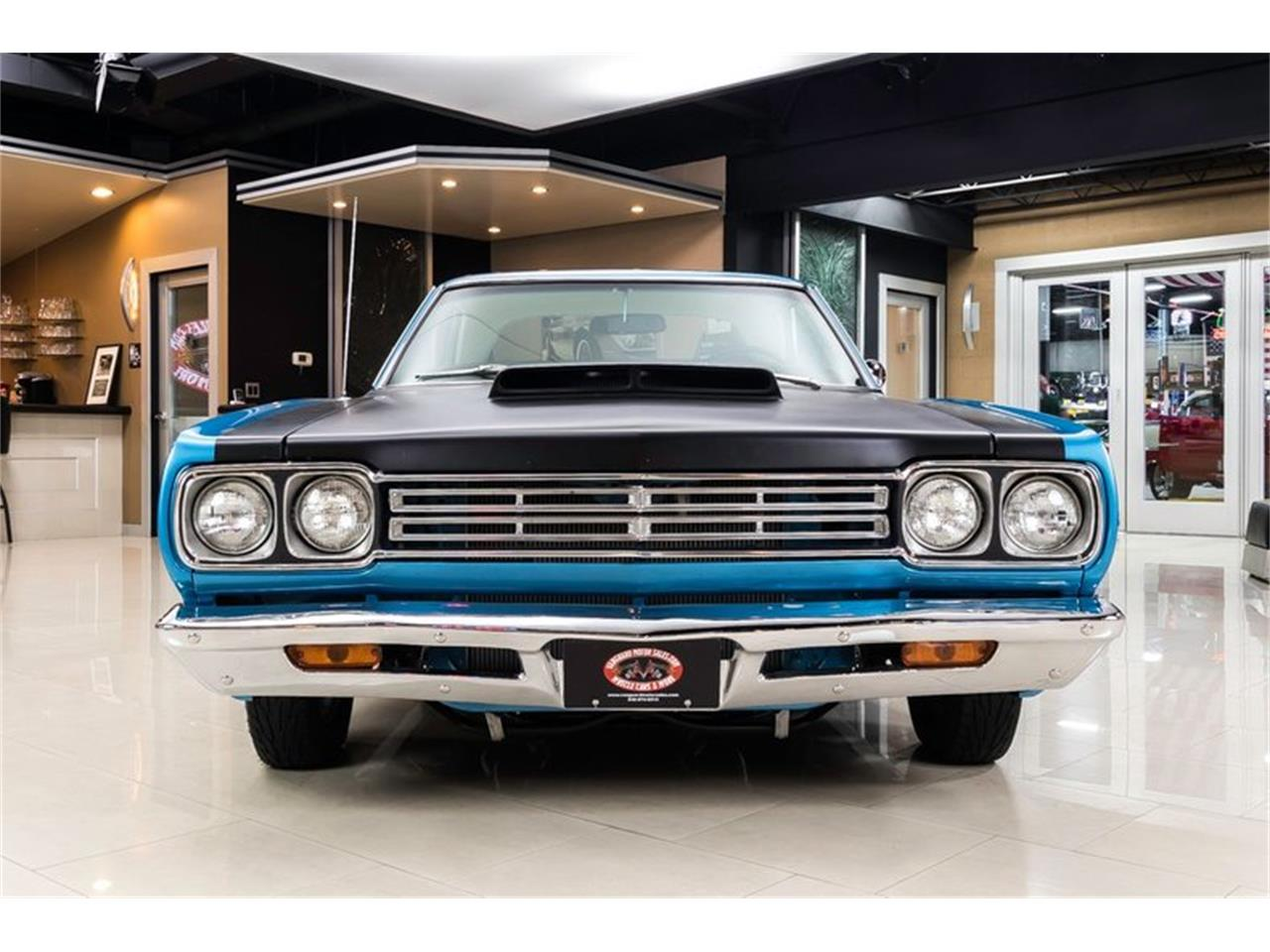 Large Picture of Classic '69 Road Runner located in Plymouth Michigan - $89,900.00 - QQ5A