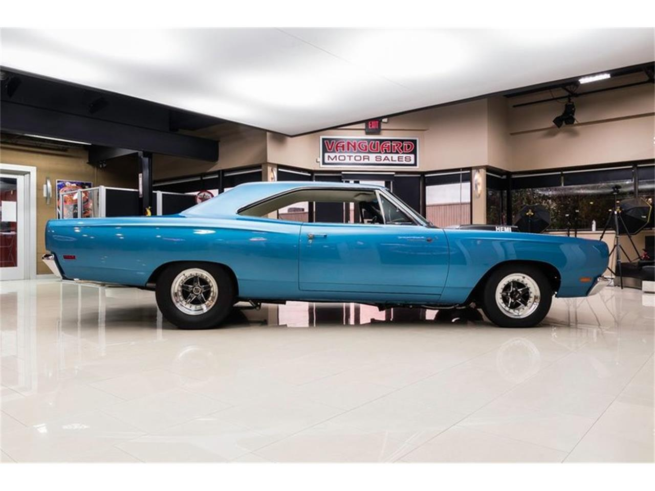 Large Picture of 1969 Plymouth Road Runner located in Plymouth Michigan - QQ5A