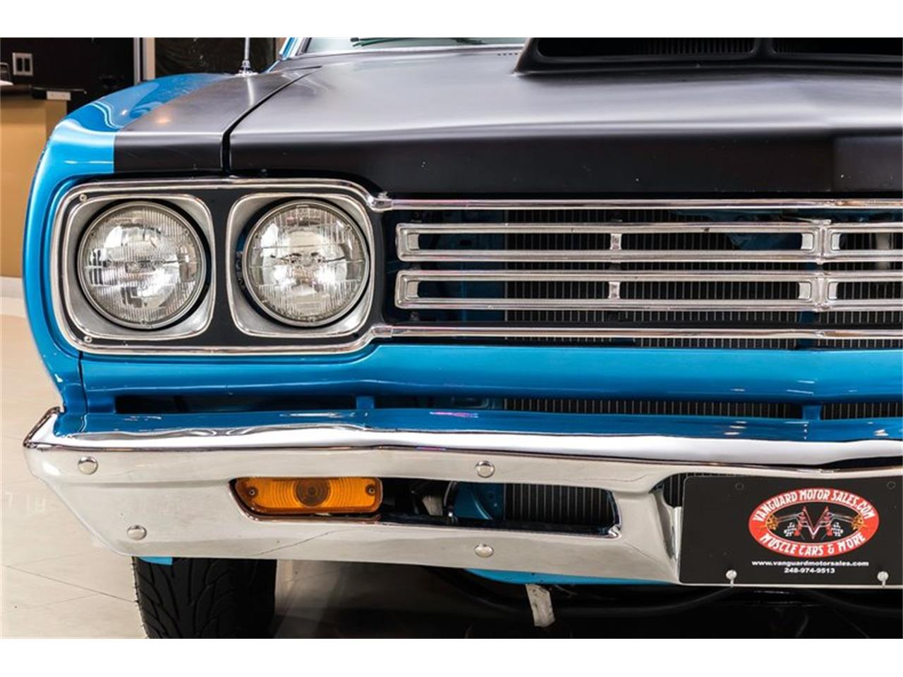 Large Picture of 1969 Plymouth Road Runner located in Michigan - $89,900.00 - QQ5A
