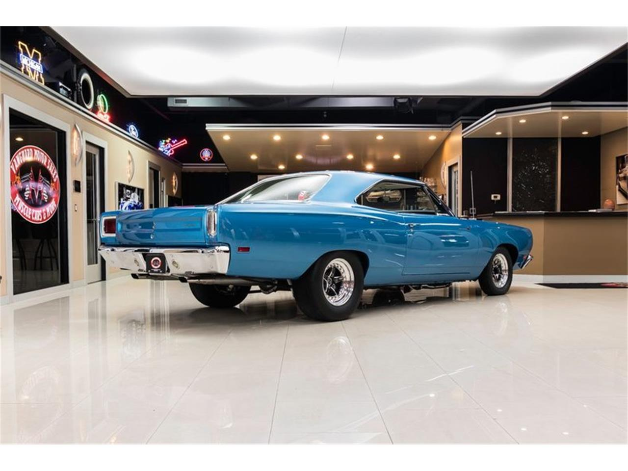 Large Picture of Classic '69 Plymouth Road Runner located in Plymouth Michigan - QQ5A