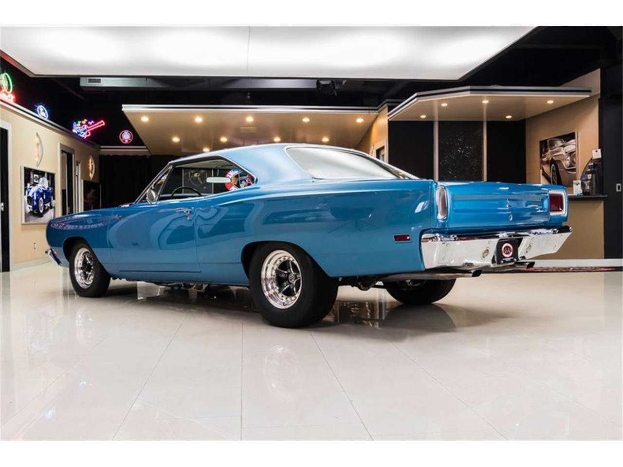 Large Picture of 1969 Plymouth Road Runner located in Michigan Offered by Vanguard Motor Sales - QQ5A