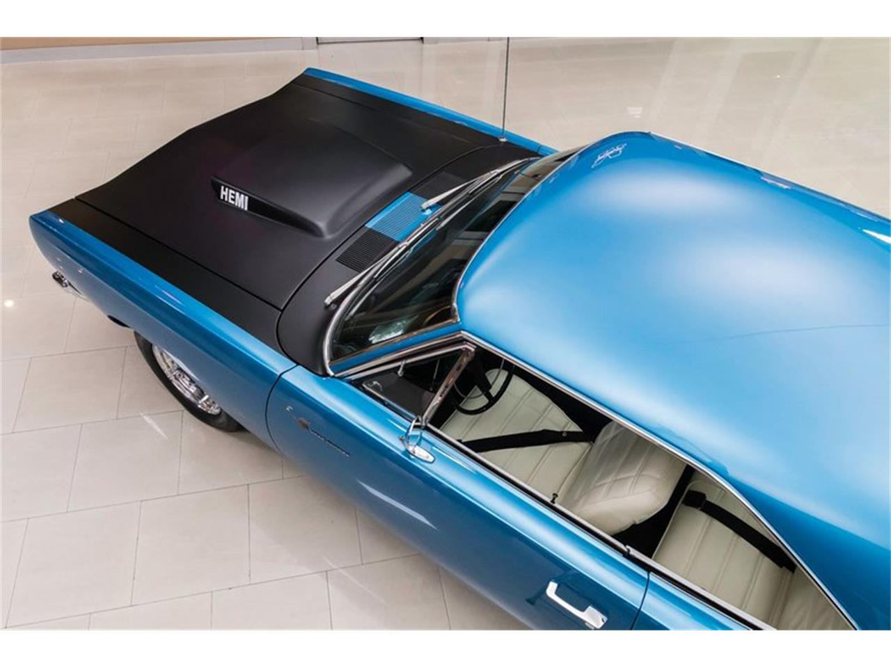 Large Picture of '69 Road Runner located in Plymouth Michigan - $89,900.00 Offered by Vanguard Motor Sales - QQ5A