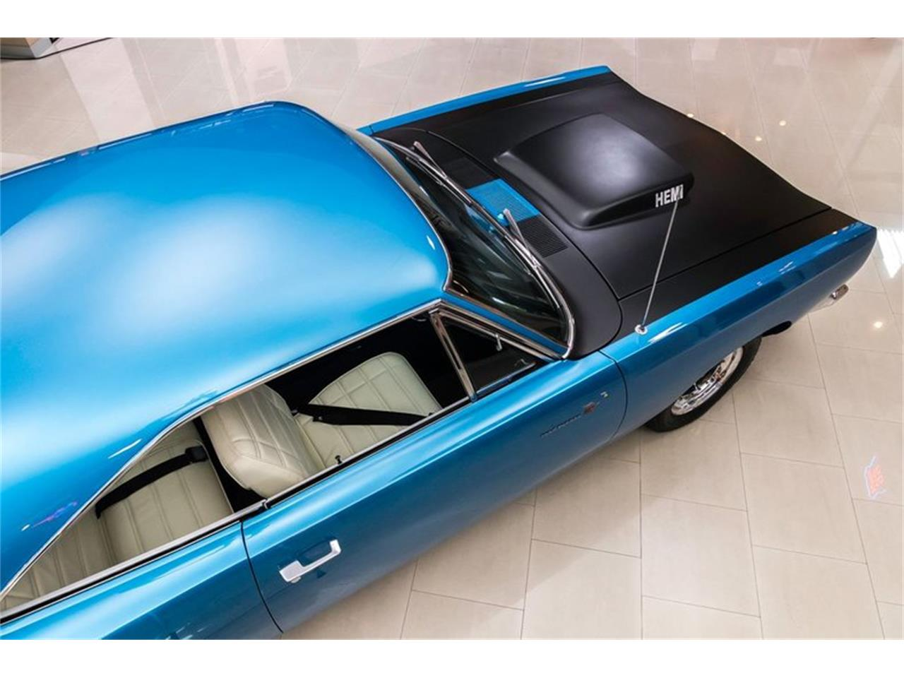 Large Picture of '69 Plymouth Road Runner - $89,900.00 Offered by Vanguard Motor Sales - QQ5A