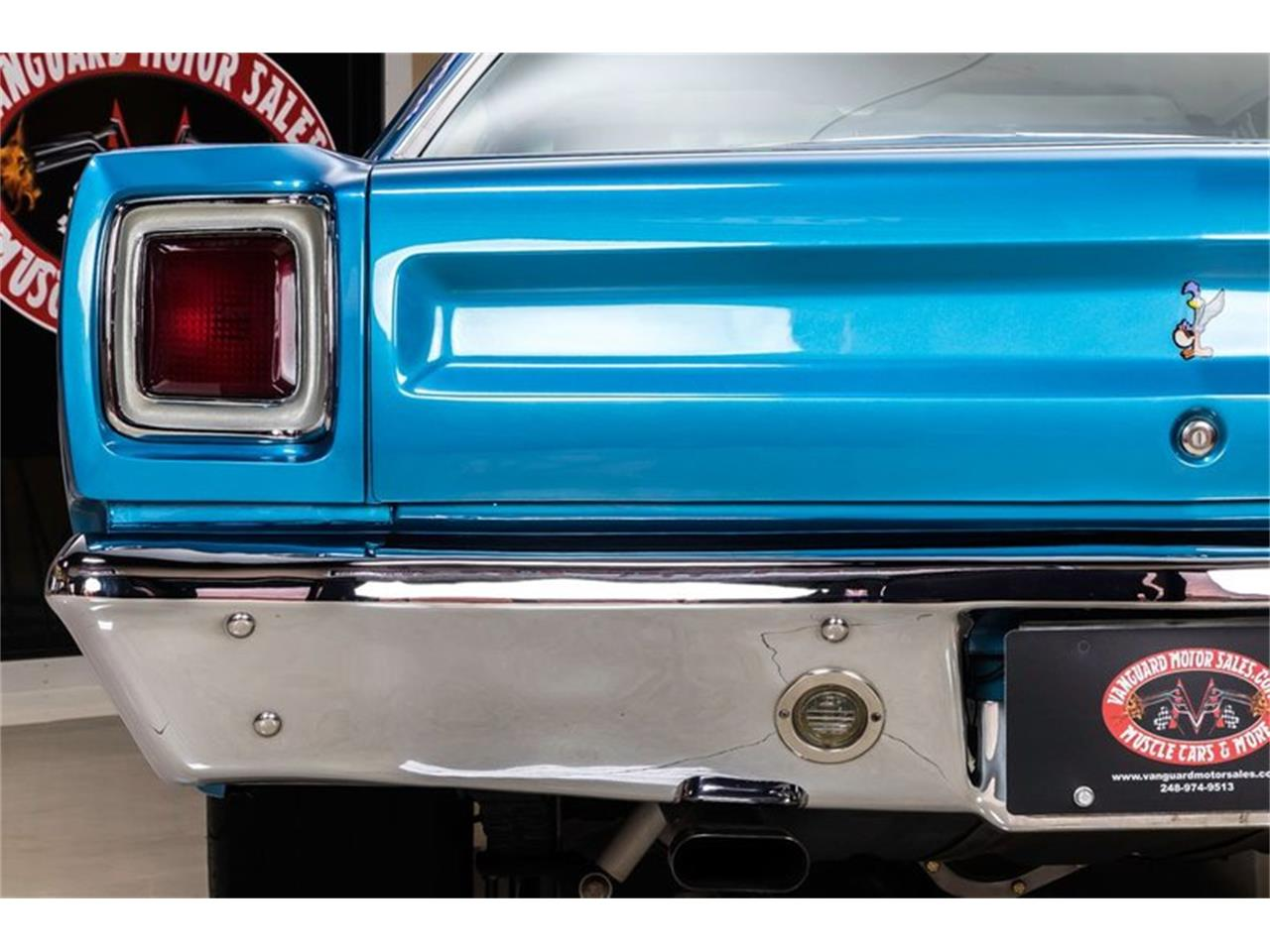 Large Picture of 1969 Plymouth Road Runner located in Plymouth Michigan - $89,900.00 Offered by Vanguard Motor Sales - QQ5A