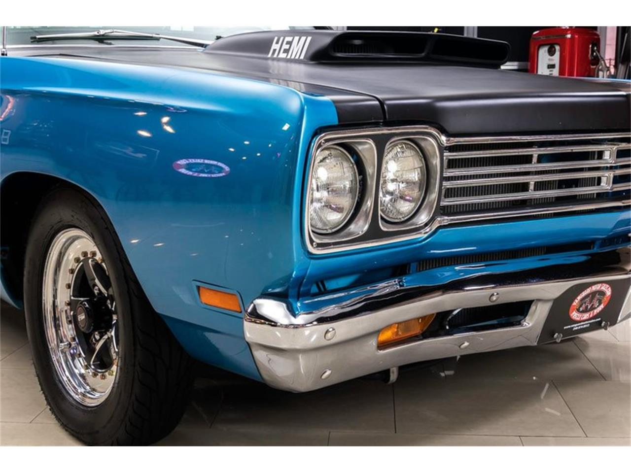 Large Picture of Classic 1969 Plymouth Road Runner located in Plymouth Michigan - $89,900.00 - QQ5A
