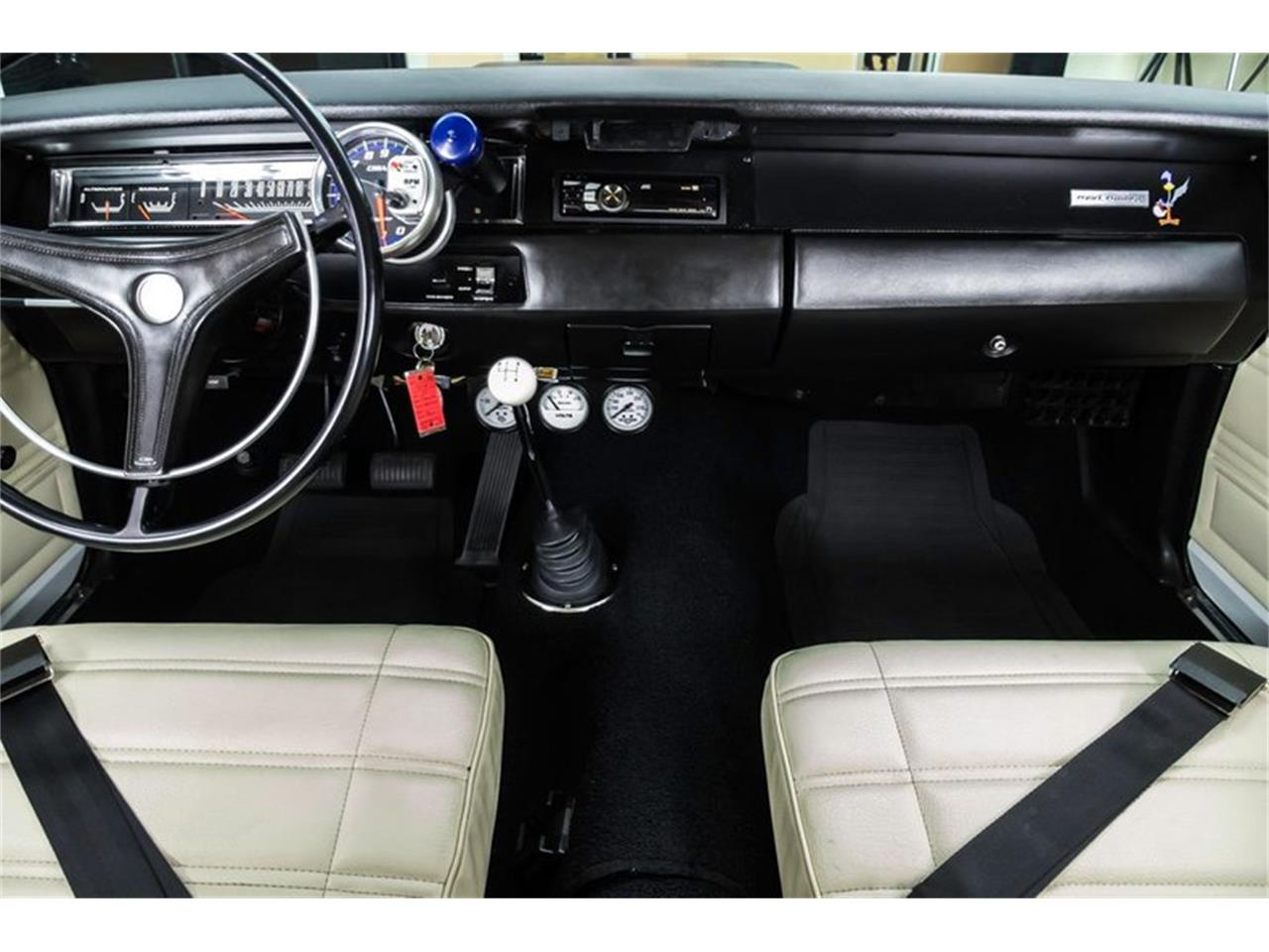 Large Picture of Classic 1969 Plymouth Road Runner located in Plymouth Michigan Offered by Vanguard Motor Sales - QQ5A