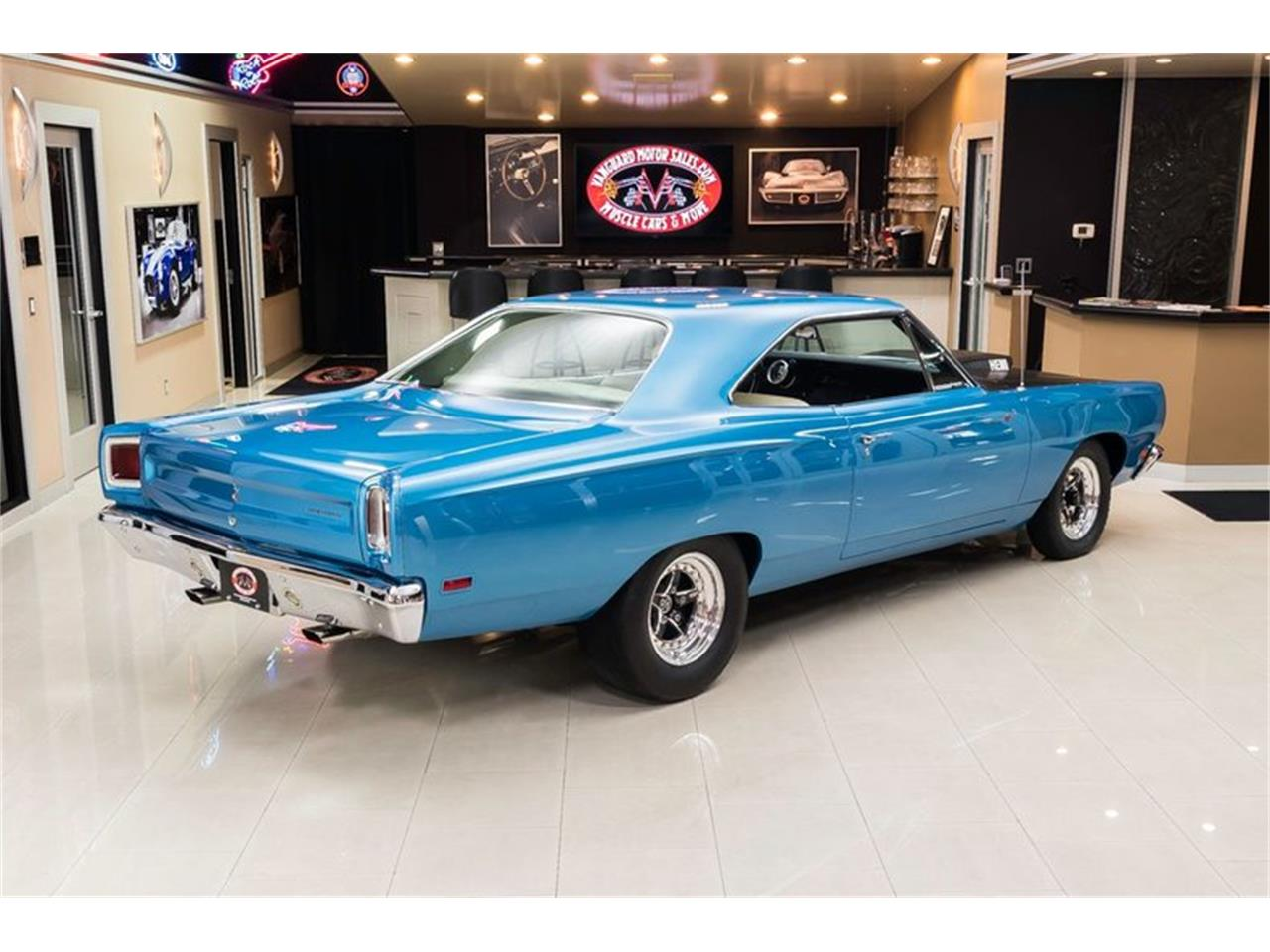 Large Picture of 1969 Plymouth Road Runner Offered by Vanguard Motor Sales - QQ5A