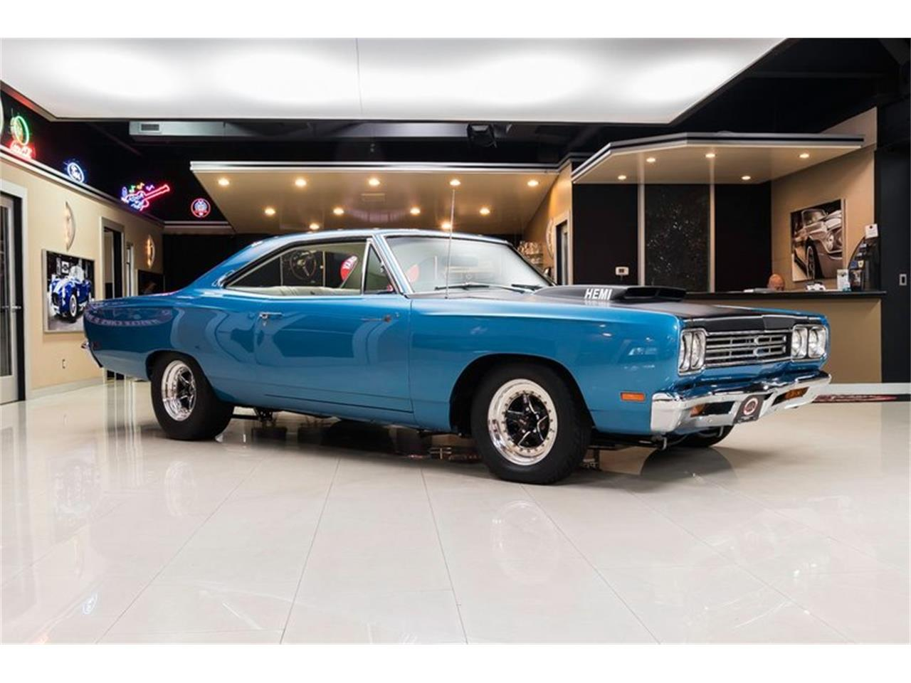 Large Picture of 1969 Road Runner - $89,900.00 Offered by Vanguard Motor Sales - QQ5A