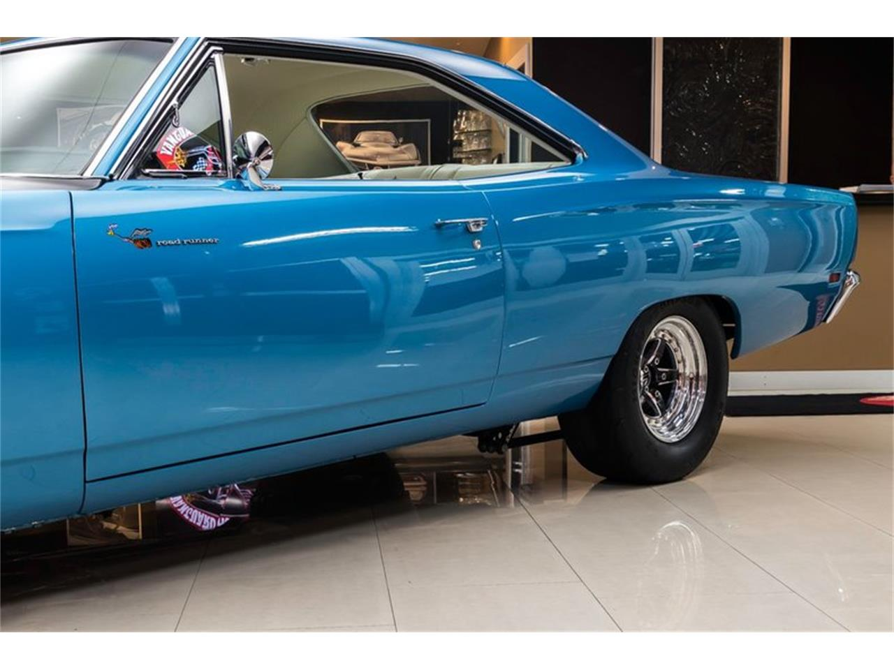 Large Picture of Classic 1969 Road Runner located in Plymouth Michigan Offered by Vanguard Motor Sales - QQ5A