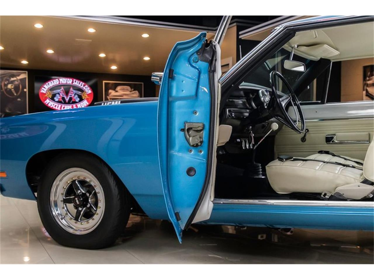 Large Picture of 1969 Plymouth Road Runner located in Michigan - $89,900.00 Offered by Vanguard Motor Sales - QQ5A