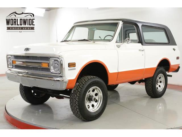 Picture of 1969 Blazer located in Colorado - $29,900.00 Offered by  - QQ5C