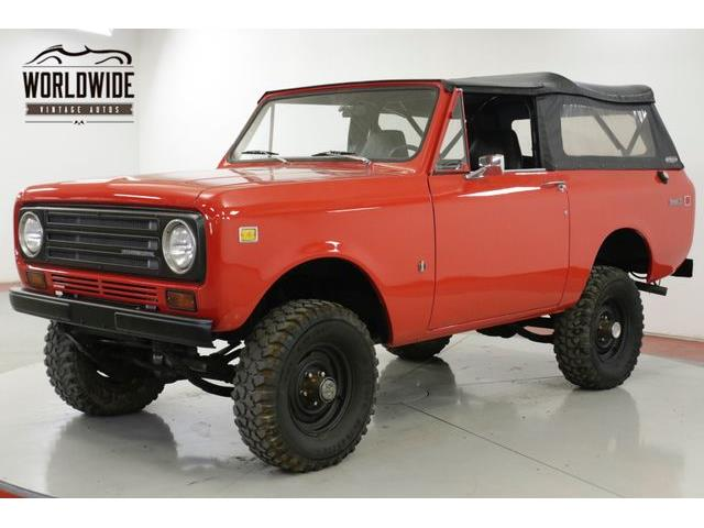 Picture of Classic '72 Scout located in Colorado - $24,900.00 - QQ5L