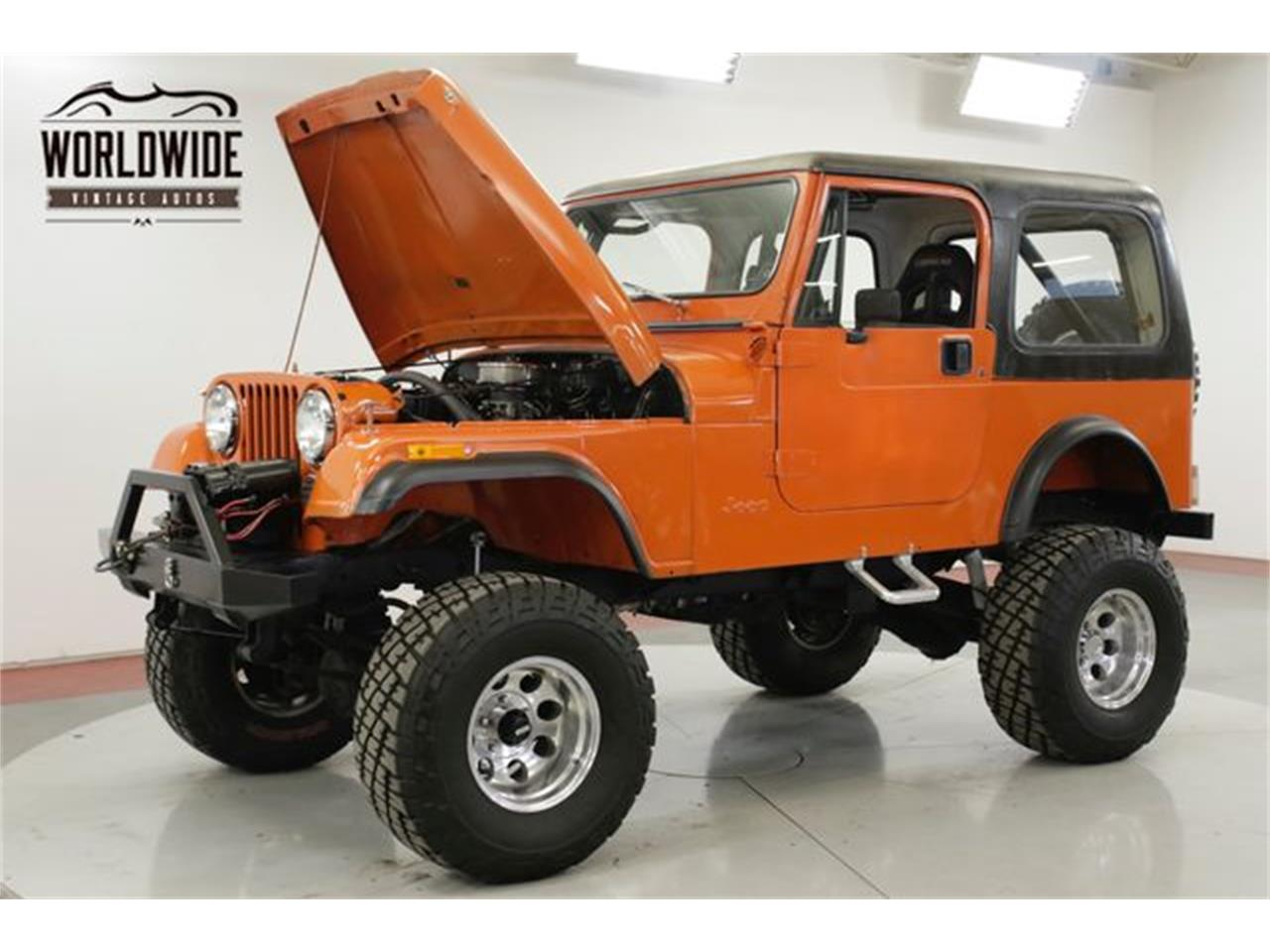Large Picture of '81 CJ7 - QQ5N