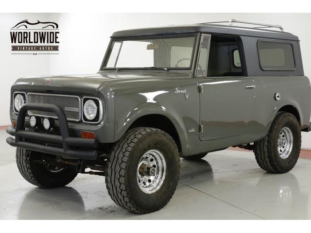 Picture of Classic 1969 International Scout 800 located in Colorado - $19,900.00 - QQ5P