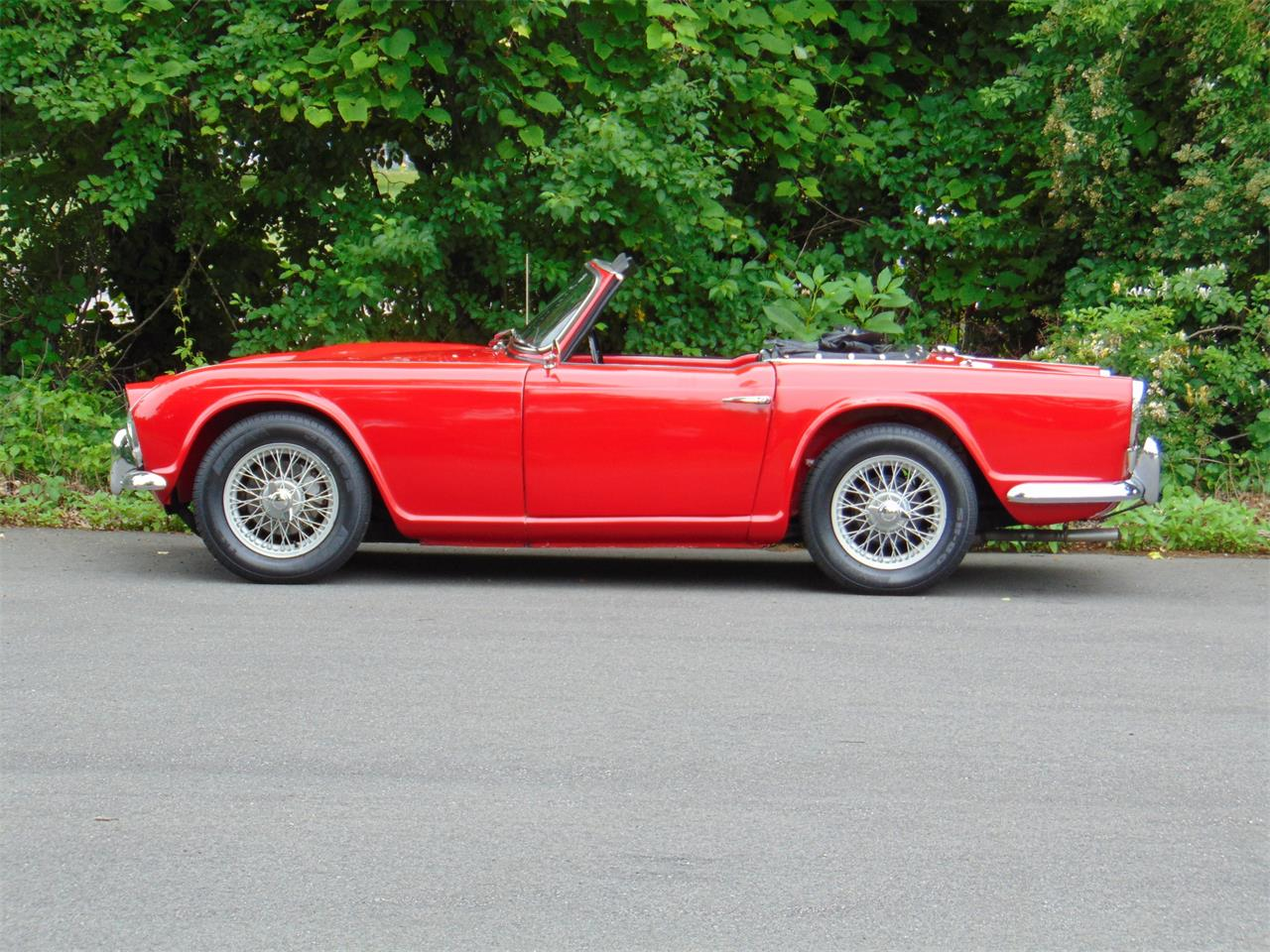 Large Picture of '62 TR4 - QQ70