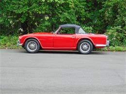 Picture of '62 TR4 - QQ70