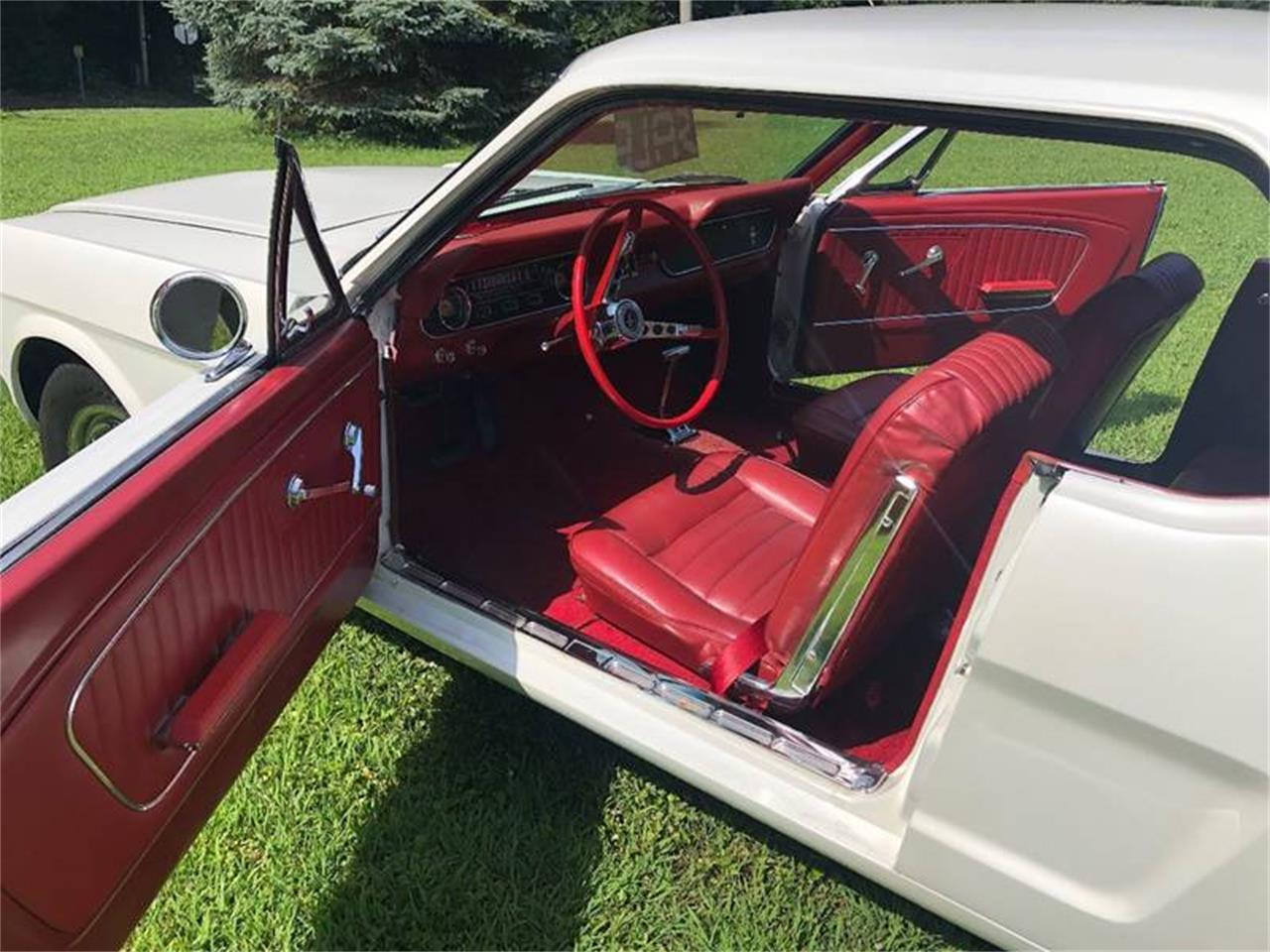 Large Picture of 1965 Ford Mustang located in Clarksburg Maryland Offered by Eric's Muscle Cars - QQ7R
