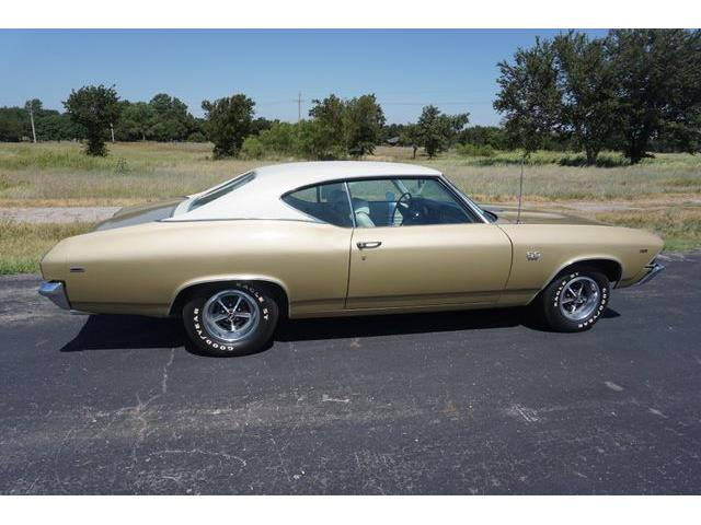 Picture of Classic '69 Chevrolet Chevelle located in Blanchard Oklahoma Offered by  - QQ7U