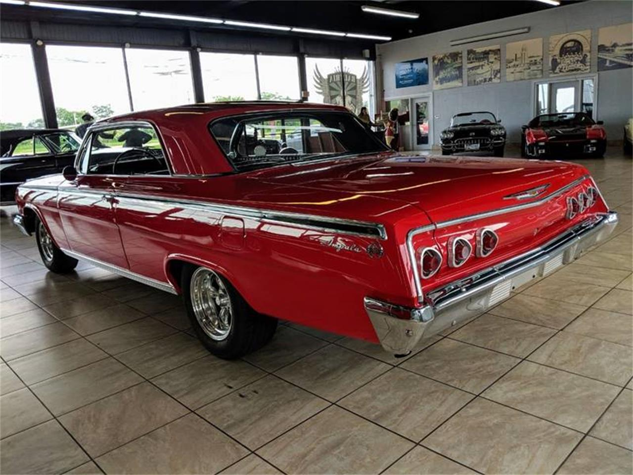 Large Picture of '62 Impala - QQ7Z