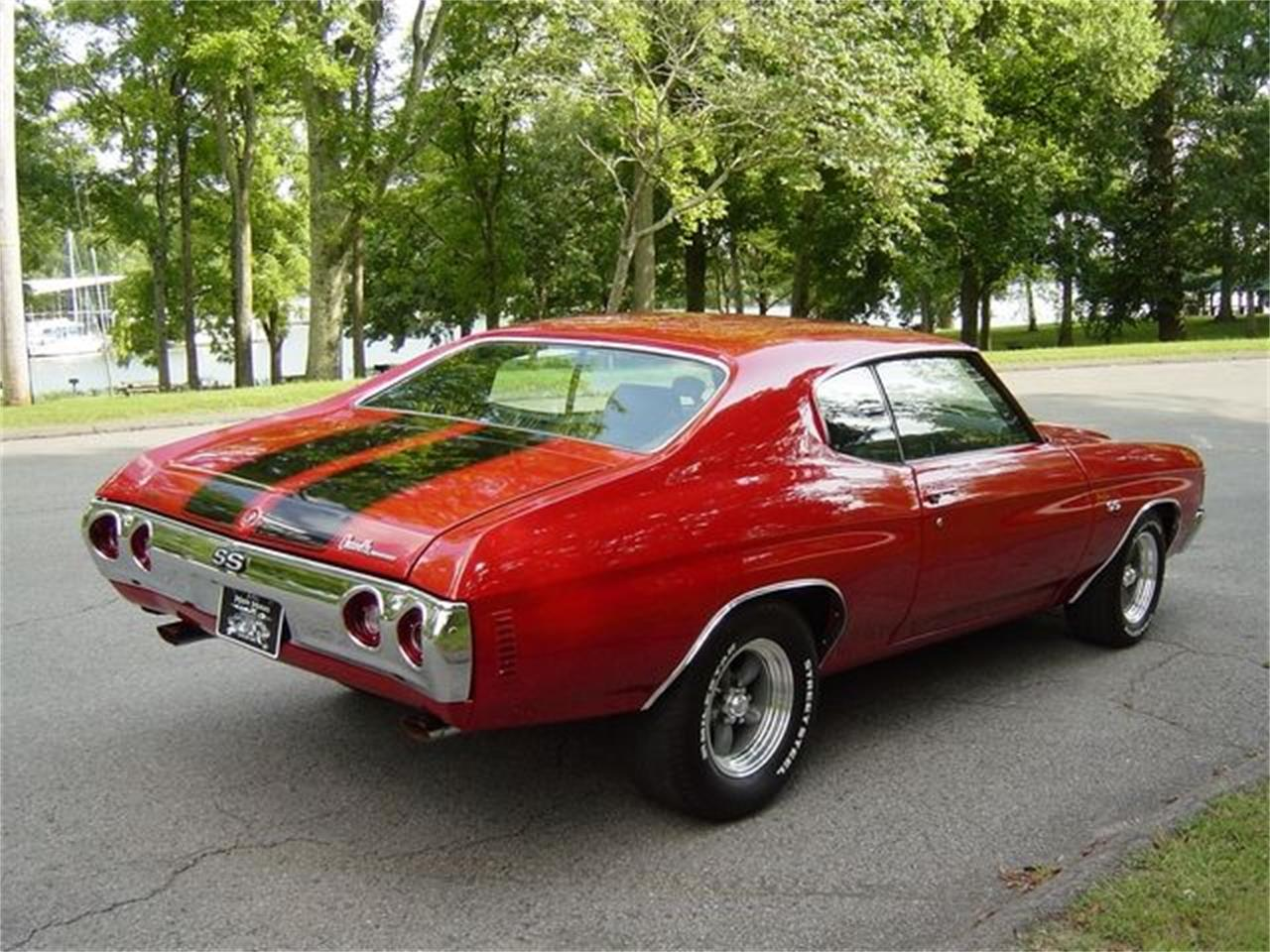 Large Picture of 1972 Chevelle SS Offered by Maple Motors - QQ8W