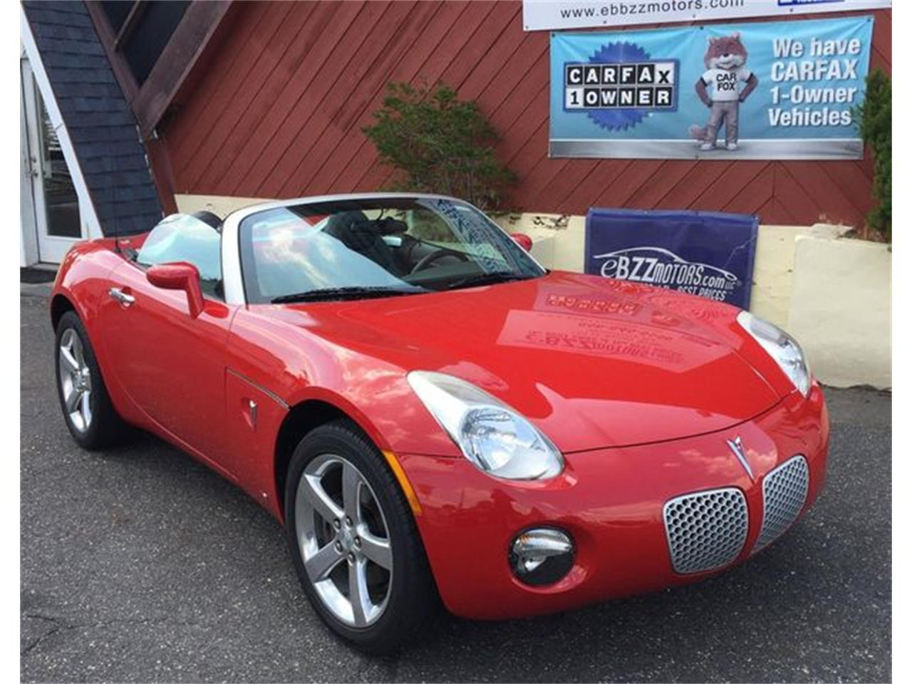 Large Picture of 2007 Solstice - $10,489.00 - QQ8Z