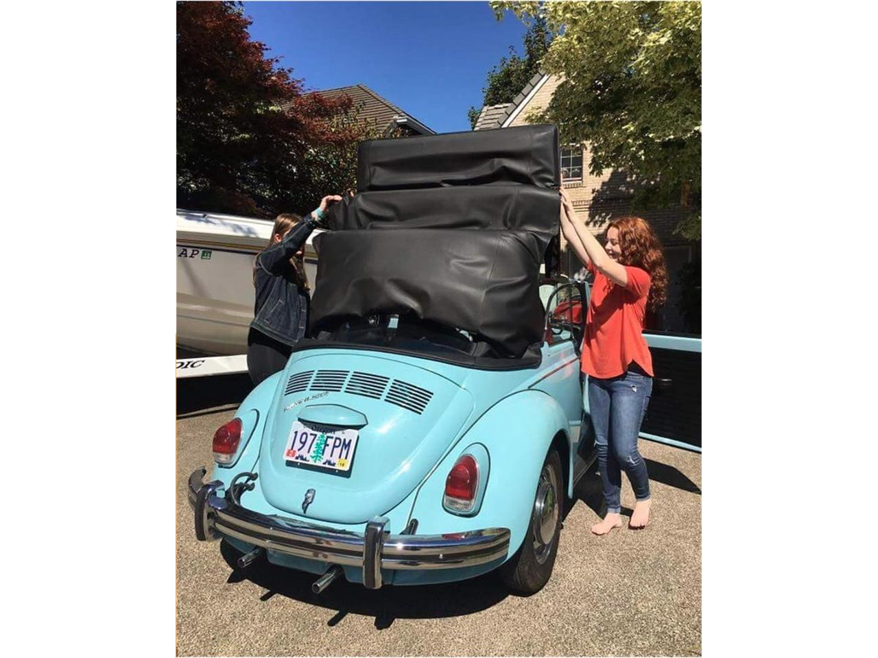 Large Picture of '69 Beetle - QQ94