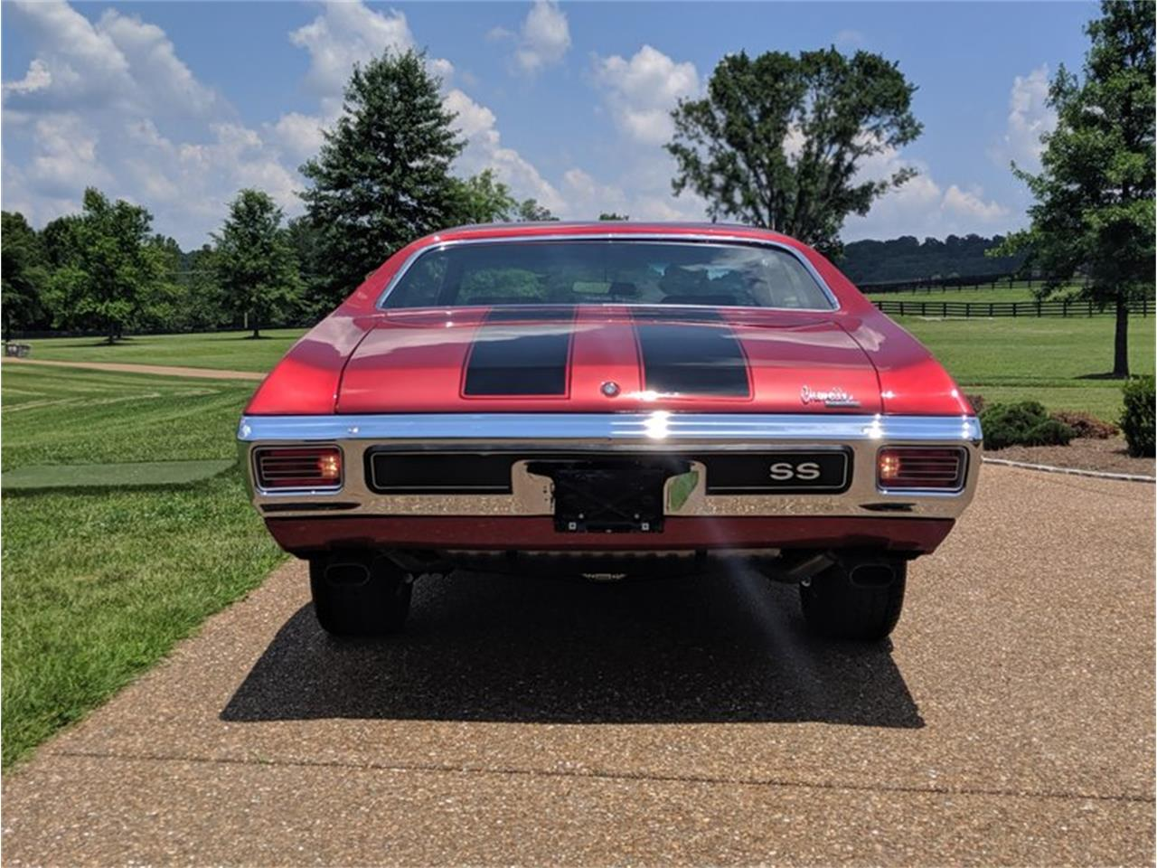 Large Picture of '70 Chevelle - QQA4