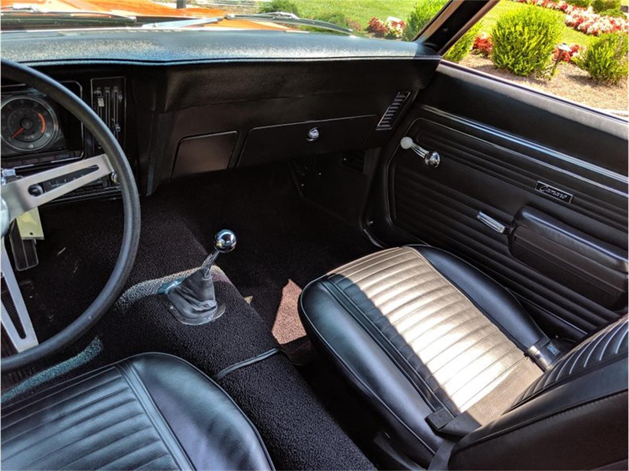 Large Picture of '69 Camaro - QQA5