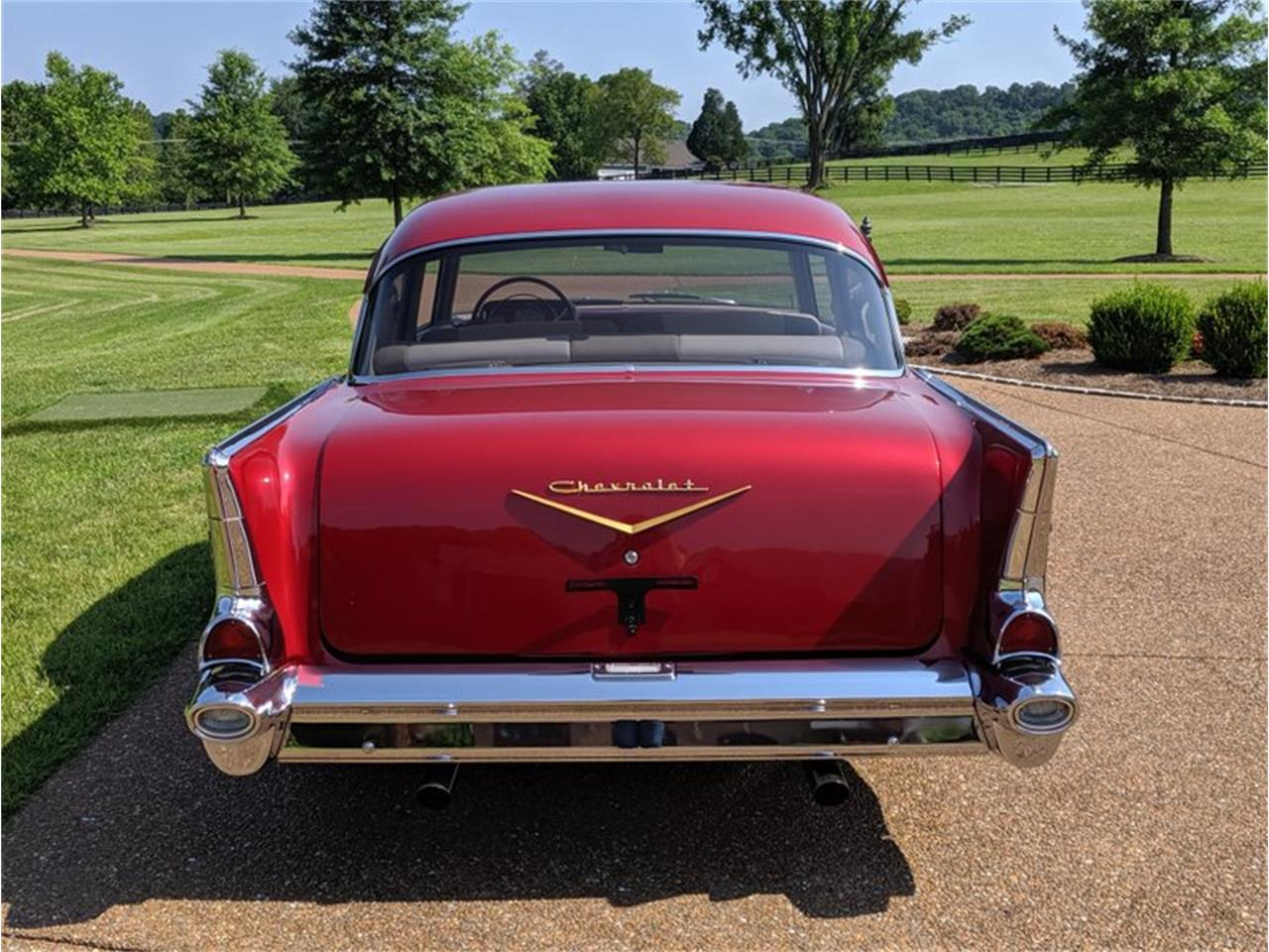 Large Picture of '57 Bel Air - QQAA