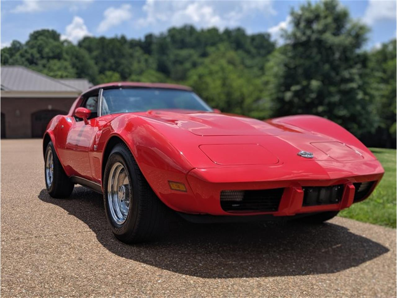 Large Picture of '78 Corvette - QQAD