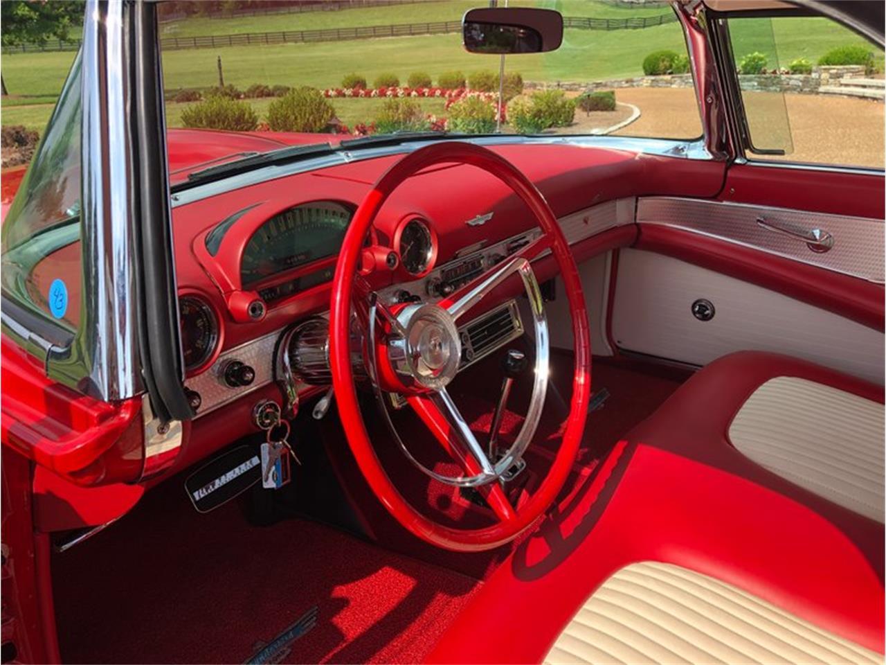 Large Picture of '56 Thunderbird - QQAG