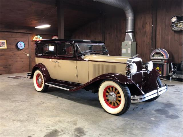 1932 Dodge 4-Dr Sedan