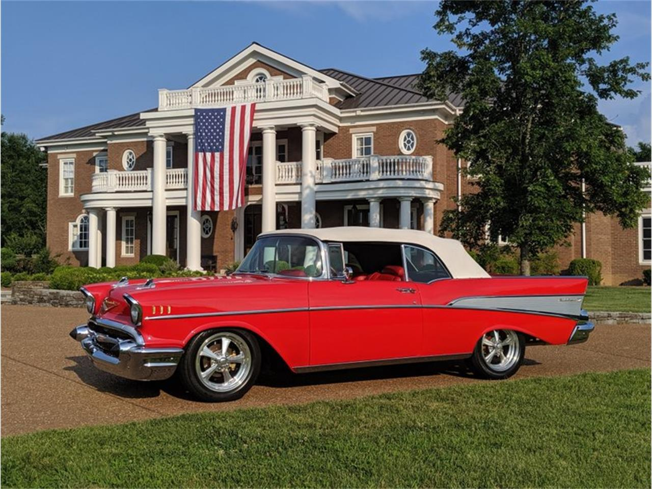 Large Picture of '57 Bel Air - QQAQ