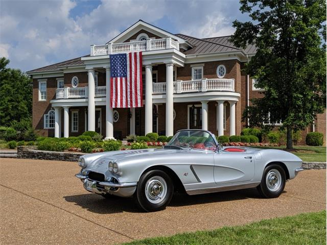 Picture of '62 Corvette - QQAX