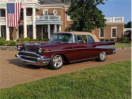 Picture of 1957 Bel Air Auction Vehicle Offered by GAA Classic Cars Auctions - QQAY